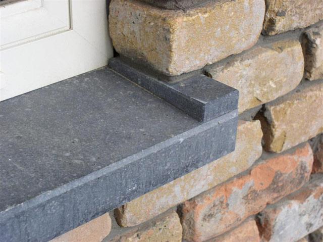 Dorpels gouda natuursteen specialist in marmer graniet for Vensterbank vervangen